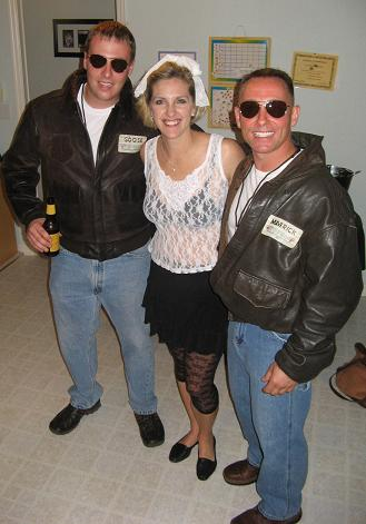 80s Party - Maverick Goose and Madonna.JPG