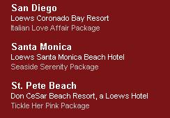 Loews Hotels Valentines Packages Don CeSar Tickle Her Pink Package.JPG