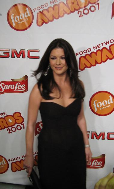 catherine zeta jones no reservations