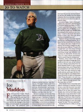 TampaBayDevilRaysManagerJoeMaddonInSportsIllustrated.jpg